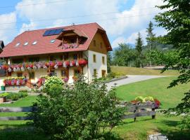 Haus Ingrid, hotel a Kreischberg környékén Sankt Georgen ob Murauban