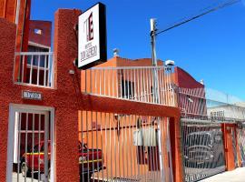 Hotel Don Alfredo, hotel en Calama