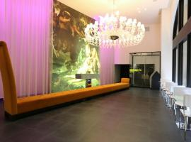 Loft Hotel Montreal, boutique hotel in Montreal