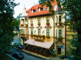 Chopin Hotel, hotel near The Palace of Armenian Archbishops, Lviv
