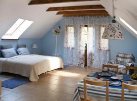 Dom Gościnny Leniuchy – hotel w pobliżu miejsca Zamek Czocha w mieście Leśna