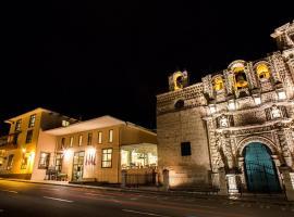 Costa del Sol Wyndham Cajamarca, hotel en Cajamarca