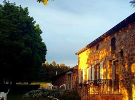 Domaine de Rilhac, hôtel à Saint-Agrève