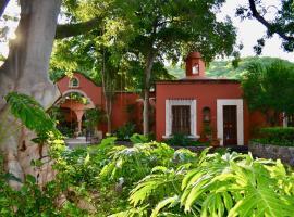 Hacienda de los Santos, hotel en Álamos