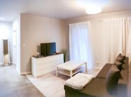 Mirror Apartment, pet-friendly hotel in Ostrów Wielkopolski