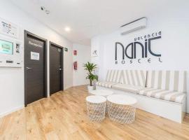 Nanit Valencia Hostel, habitació en una casa particular a València