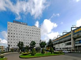 JR Inn Chitose, hotel near New Chitose Airport - CTS, Chitose