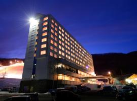 雫石プリンスホテル、雫石町のホテル