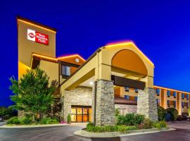 Best Western Plus Tulsa Woodland Hills Hotel and Suites, hotel in Tulsa