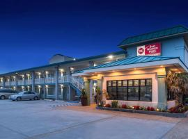 Best Western Plus Holiday Sands Inn & Suites, hotel in Norfolk