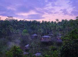 Capella Ubud, Bali, hotel near Tegallalang Rice Terrace, Ubud
