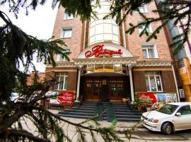 Гостиница Виктория, отель в Иркутске