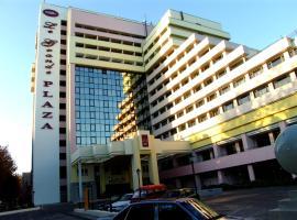 Le Grande Plaza Hotel, hotel en Tashkent