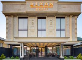 Rixon, hotel in Bishkek