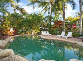 Tropic Days Boutique Hostel, hotel near TAFE Queensland North - Cairns Campus, Cairns