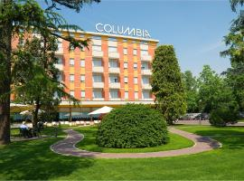 Hotel Columbia Terme, hotel in Abano Terme
