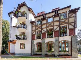 Lumier Hotel & Spa, Hotel in Swetlogorsk