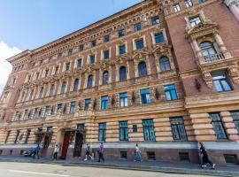 Елисеевский отель, отель в Санкт-Петербурге