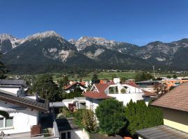 Citybergblick, haustierfreundliches Hotel in Innsbruck