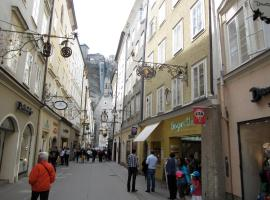 City-Center Apartments, hotel near Getreidegasse, Salzburg