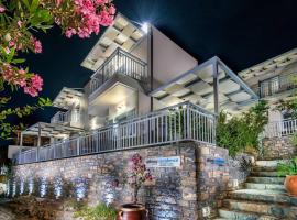 Athina Residence, boutique hotel in Lentas