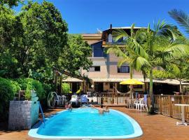 Del Sol 2, hotel in Bombinhas