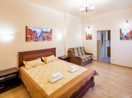 Apartment on Lesya Kurbasa 7, hotel near The Potocki Palace, Lviv
