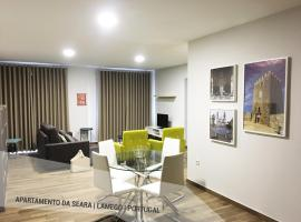 "Apartamento da Seara ""Douro"", hotel near Our Lady of Remedies Sanctuary, Lamego"