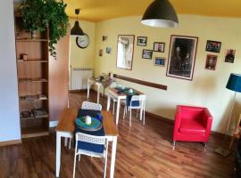 Camaga, hotel a L'Aquila