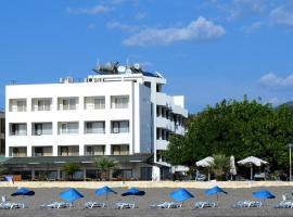 Rosary Beach Hotel, отель в Фетхие