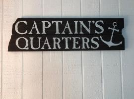 Captain's Quarters, family hotel in Frisco
