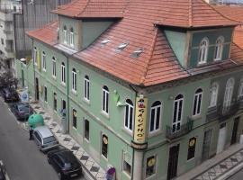 Hostel Matosinhos Suites, hotel in Matosinhos