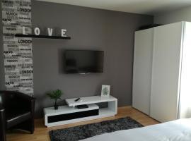Csabai Apartman, hotel a Bükfürdő Gyógy-és Élménycentrum környékén Bükben