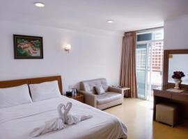 Nut Mansion Suvarnabhumi, hotel in zona Aeroporto di Bangkok-Suvarnabhumi - BKK,