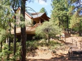 A-Frame Vacay, apartment in Prescott