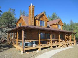 Lone Pine Lodge, apartment in Prescott