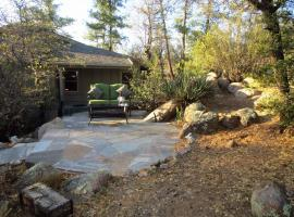 Western Pines Cottage, apartment in Prescott