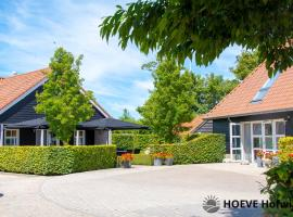 Hoeve Hofwijk, hotel in Kamperland