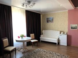 Ritsa Hall, hotel with jacuzzis in Krasnodar