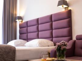 Wellion Vodniy, hotel near Crocus Expo, Moscow