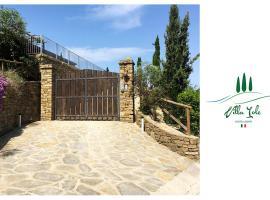 Castellabate - Villa Jole, self catering accommodation in Castellabate