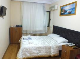 Naz Hotel, отель в Стамбуле