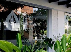Hotel Boutique Plaza, hotel cerca de Hospital General de Medellín, Medellín