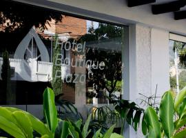 Hotel Boutique Plaza, hotel cerca de Museo de Arte Moderno de Medellín, Medellín