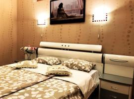 Трехкомнатные Апартаменты с видом на Море, hotel with jacuzzis in Sochi