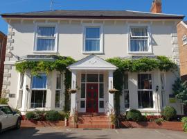 Victoria Park Lodge, hotel near Royal Leamington Spa College, Leamington Spa