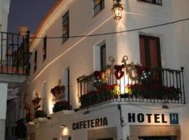 Hotel Plaza Grande, hotel en Zafra