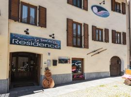 Residence La Tana del Ghiro, appartamento a Bardonecchia
