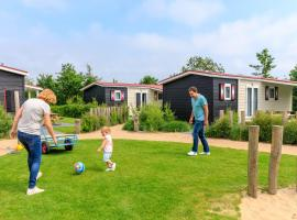 Camping Ginsterveld, self catering accommodation in Burgh Haamstede