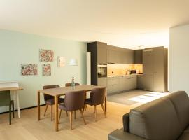 EMA House Serviced Apartments Superior Downtown, apartment in Zurich
